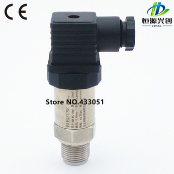 Pressure transmitter, output signal: 4-20mA/0-5V/0-10V;Range: -0.1-100Mpa; Pressure monitoring suitable for various environments high precision usb analog signal output module 0 10v 5 5v 4 20ma and other ranges