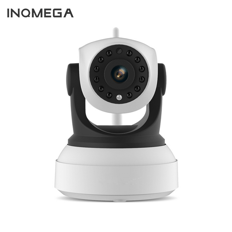 HD Wifi Security IP Camera Wireless IR-CUT Night Vision Two-Way Audio Onvif P2P Indoor Baby Monitor Camera
