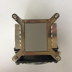 Image 5 - R5 50 CPU cooler 9cm fan 5 heatpipe Fans Heatsink Radiator for intel LGA1155/1156
