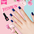 12Colors Bluesky uv Nail Polish Gel Blue Color Polish 10ml Long Lasting Nail Glue Varnishes Nail Art Gel uv Lacquer shellacolish