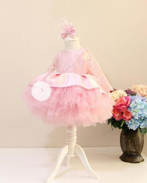 Summer Baby Kids Girl Dress Toddler Princess Party Tutu Dress for Girls Clothes Children Princess Dresses Birthday summer girl dress princess tutu toddler vestidos children clothing minnie sleeveless baby girls dresses casual kids clothes