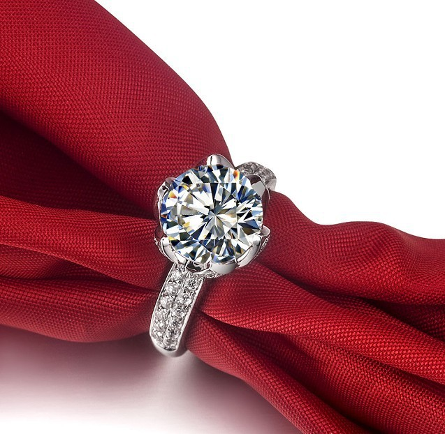 Pretty 1Ct Moissanite ювелирный браслет золото AU750 кольцо твердое 750 Белое золото широкое Помолвочное кольцо синтетические бриллианты 750 белое золото