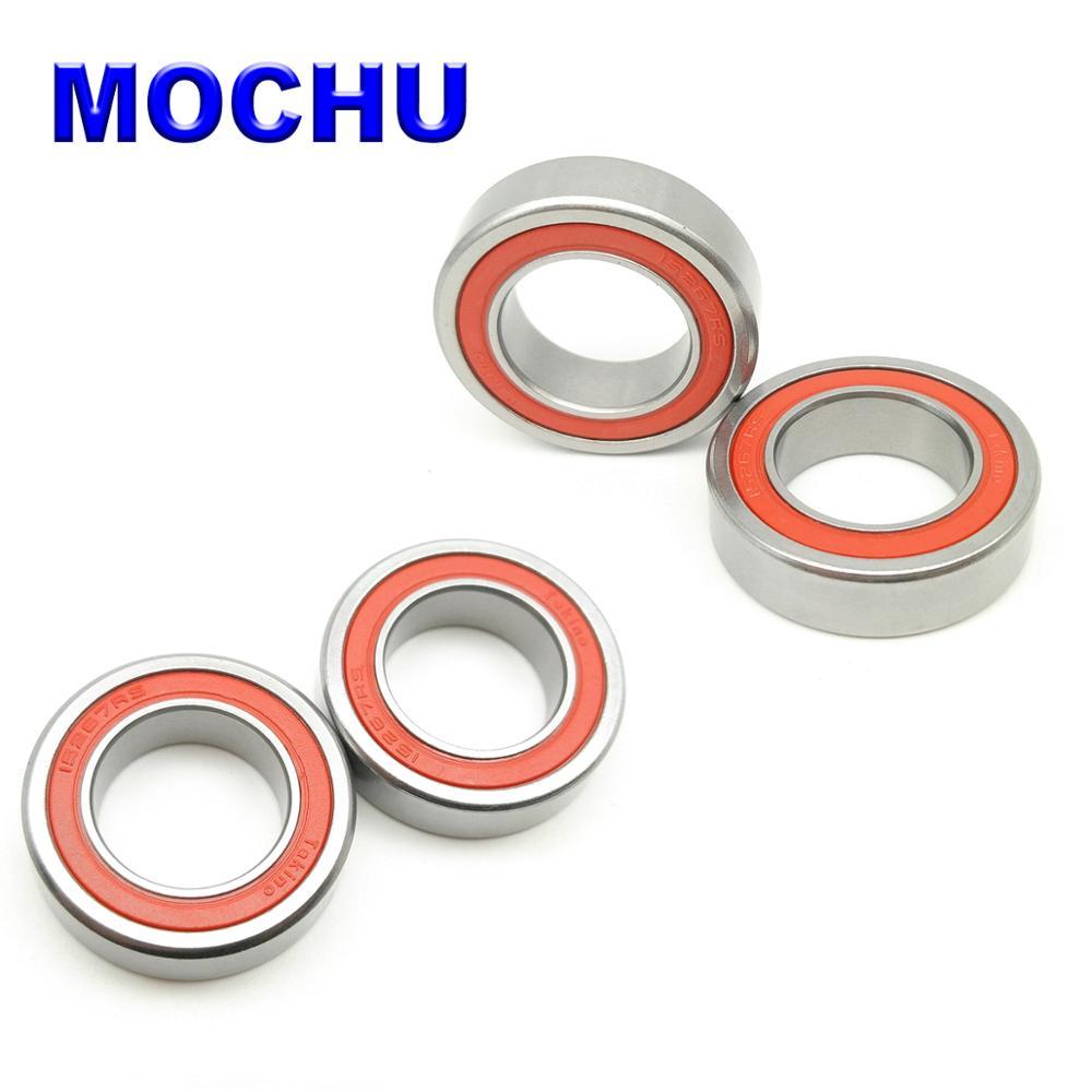 Free Shipping 4pcs Bearing 15267 15267RS 15267-2RS 6902-26 15x26x7 Bicycle Bearing MOCHU Shielded Deep Groove Ball Bearings