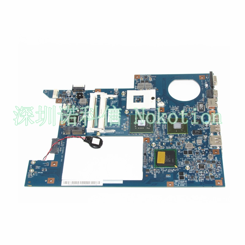 NOKOTION 48.4FA01.01M MB.WCF01.001 For Gateway ID57H ID58 For Packard Bell EASYNOTE TR87 Laptop Motherboard PM45 DDR3 Free cpu 31pe2mb0070 motherboard for packard bell easynote mh36 da0pe2mb6c0