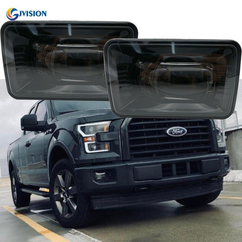 For  Ford F Projector Led Fog Lights