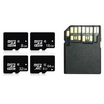 High Speed!!! Micro sd card 8gb 16gb 32gb 64gb TF Memory Card C10 + 4.0 microsd to sd card adapter, sd sdhc sdxc card
