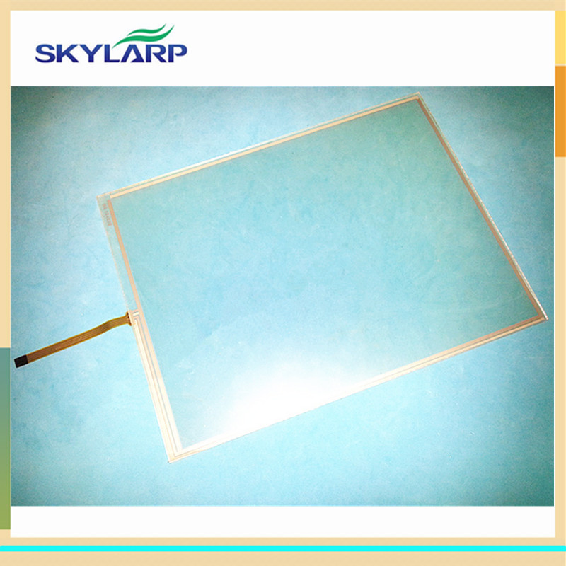 Skylarpu 12.1 inch 4 wires touch screen for AST-121A080A AST-121 AST-121A digitizer panel glass Free shipping цена