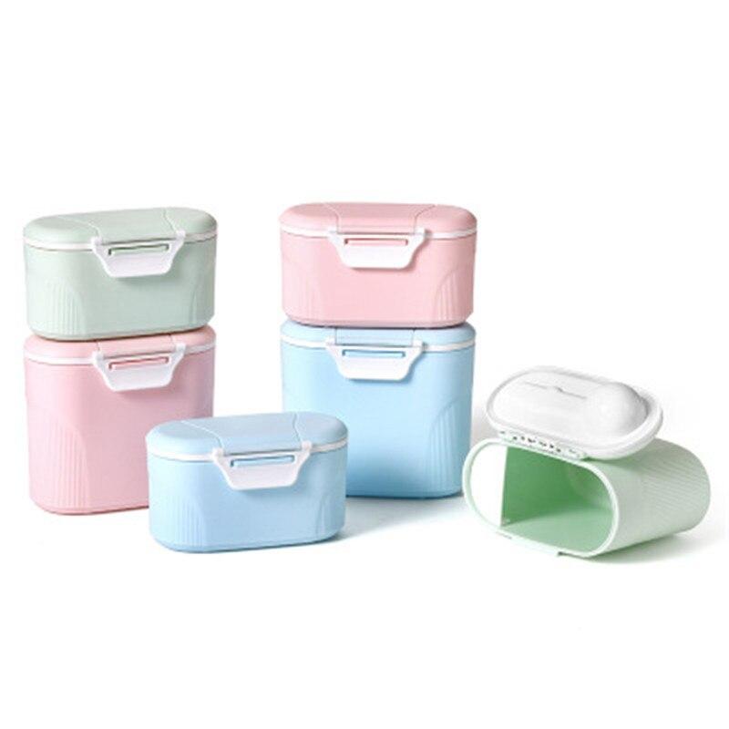 Kleinkinder Portable Milch Pulver Formel Dispenser Lebensmittel Container Lagerung Fütterung Box Für Kinder Essen Pp Box Baby Formel Milch Lagerung Fütterung