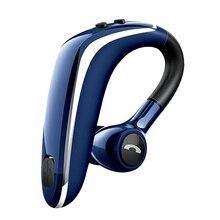 X01 Wireless earbud Bluetooth Earphone Business Driving Sports ear hook Headset Handfree Waterproof