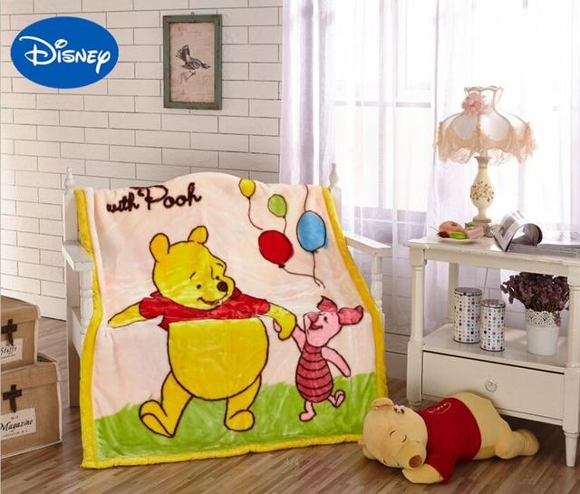 disney stripfiguur winnie de pooh knorretje print deken 110140 cm maat voor kinderen kids