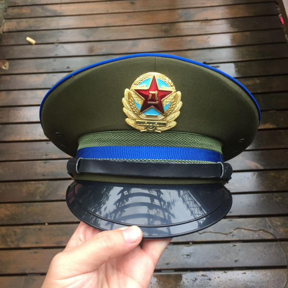 China PLA Air Force M04 Pilot Visor Cap USSR SOVIET UNION RUSSIA MEDAL  MILITARY -in Badges from Home   Garden on Aliexpress.com  7d767b78e768