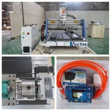 New!! 2017 Good price 4 axis cnc router/cnc machine kit