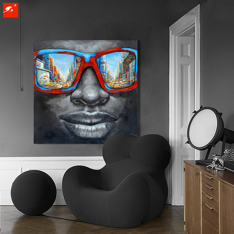 popular african style art buy cheap african style art lots. Black Bedroom Furniture Sets. Home Design Ideas