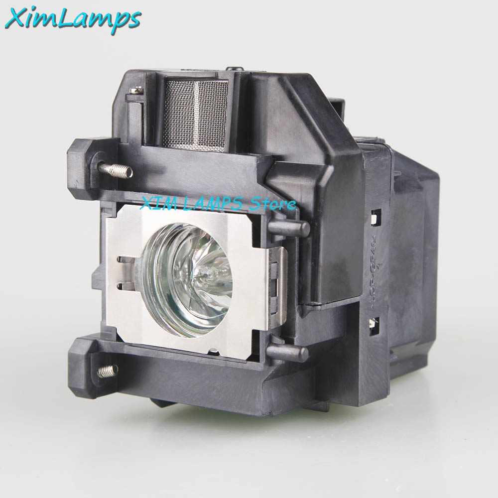 Original Projector Bulb/Lamp with Housing ELPLP67/V13H010L67 for Epson EB W12/EX3210/EX5210/EX7210/Powerlite 1221 портативная колонка ritmix sp 140b black red