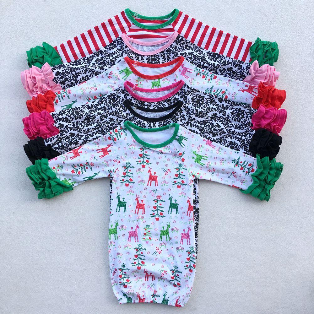baby girl pajamas ZD-BG021