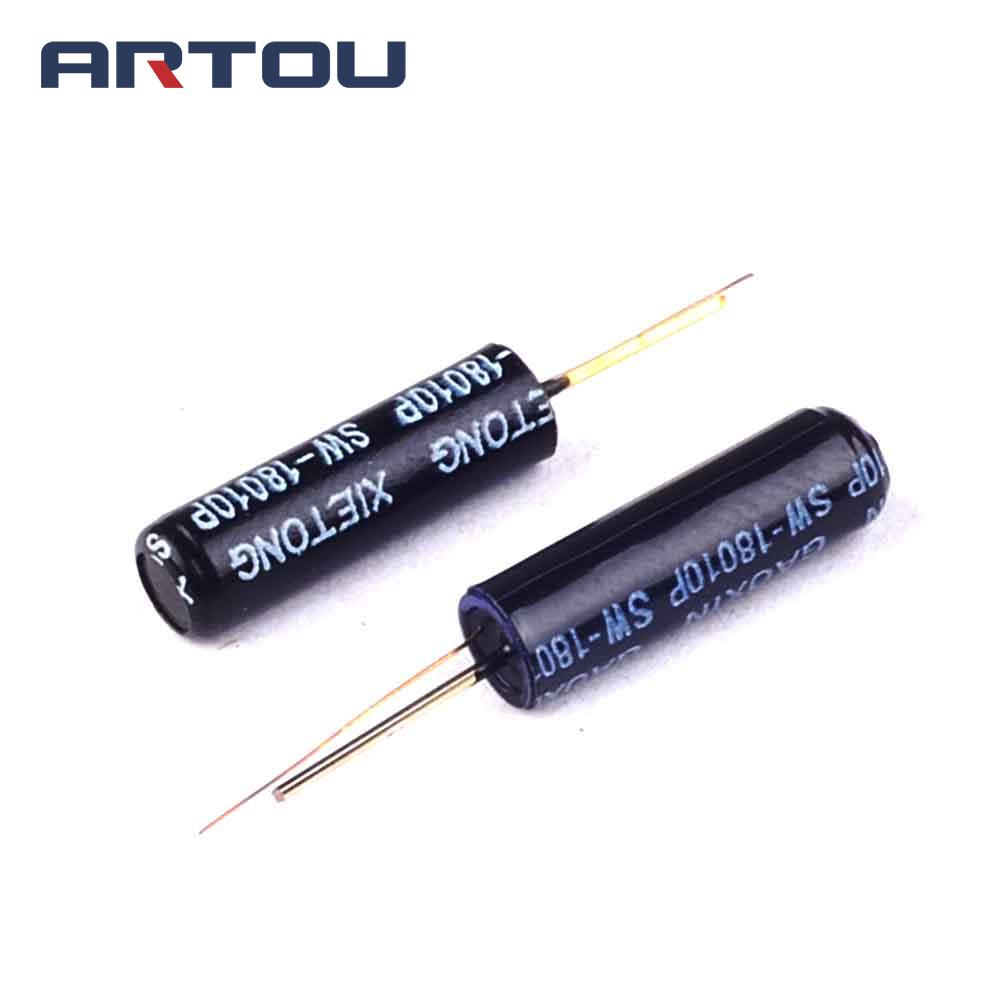 10Pcs SW-18010P Vibration Sensor Electronic Shaking Switch tq
