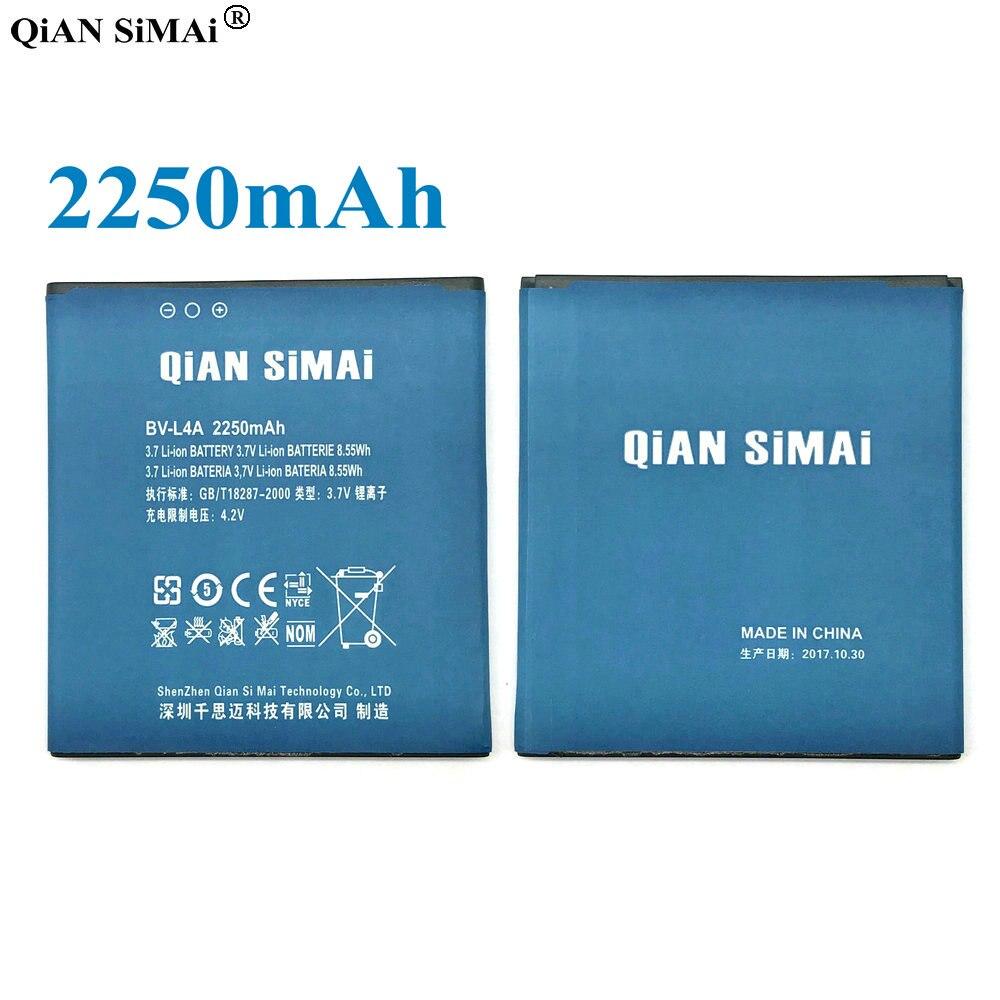 QiAN SiMAi BV-L4A 2250 mAh Batterie Pour Nokia Lumia 830 535 RM-984 Livraison gratuite + Code De Suivi