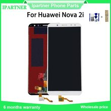 For Huawei Nova 2i /mate 10 lite / maimang 6/ honor 9i LCD Display Touch Screen Digitizer Assembly Repair Parts 5.9 inch(China)