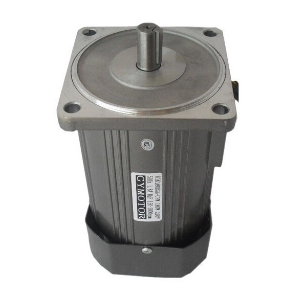 цена на AC 220V 140W Single phase regulated speed motor without gearbox. AC high speed motor,