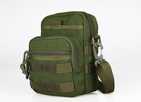 Tactical High Quality Luxury 11 Colors Men Molle Nylon Hunting Pouch Waist Bag CL6 0085