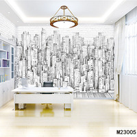 Custom Print Fabric Textile Wallcoverings For Walls Cloth Murals Wallpaper Matt Silk For Bedding Living Room