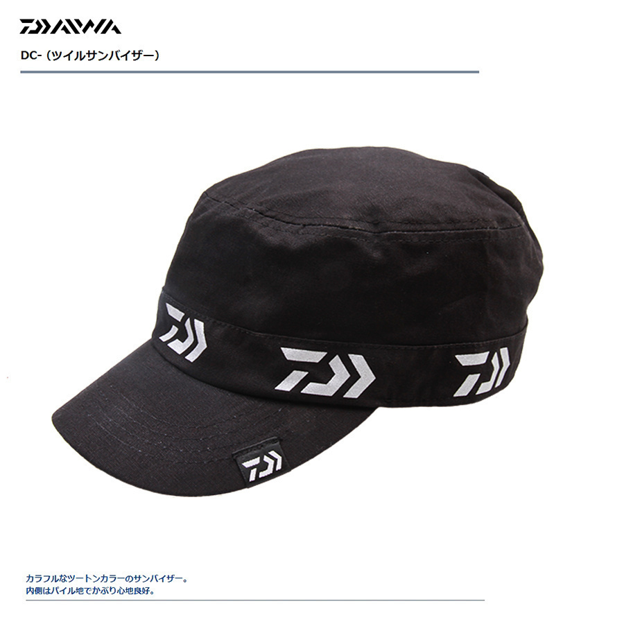 4e03e4adffeae 2017 NEW DAIWA Fishing hat sun Fishing gear outdoors cap DAWA Breathable  Sunscreen DAIWAS Brim of