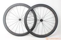 FSC50 TM 23 DT240 50mm 23mm 700c carbon tubular disc brake wheelset 50
