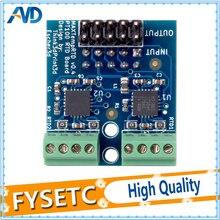 لوحة بنات PT100 مستنسخة تسمح بإرفاق حساسين PT100 لدرجة الحرارة لـ DuetWifi و Duet Ethernet