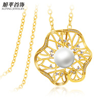 Natural freshwater pearl women jewelry High quality retro Long Necklace sweater chain Couples Party girlfriend Gifts