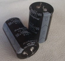 Computer Office - Computer Peripherals - 50V 10000UF 10000UF 50V Electrolytic Capacitors Size: 30*40 30*45