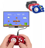 ZOMTOP Retro Mini Video Game Console 8 Bit Game Player Build In 89 Classic Games Family TV Video Consoles Gift Toys