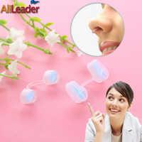 Filtros Nasales invisibles para la nariz cómodos anticontaminación del aire mascarilla de alergia removible Filtro de polvo de la nariz y forma redonda