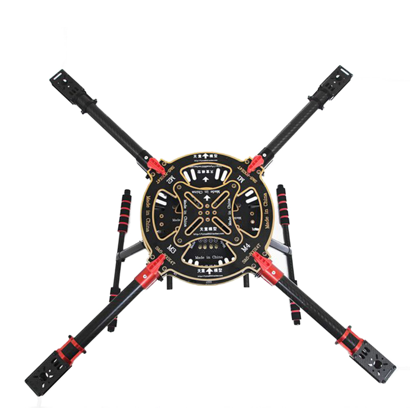 New arrival shaft rack t800 shaft rotor professional hd folding s 1200 rotor shaft professional grade uav rack shaft large frame for 8 axis rc airplane plane
