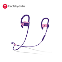 Apple Powerbeats3 Wireless Headset Bluetooth Sports Purple pink In Ear Headphone Binaural In Hook Earplug for Music for Iphone