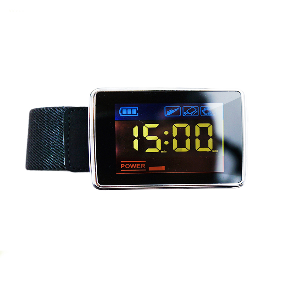 New products watch from china low intensity laser physical therapy apparatus wrist type laser