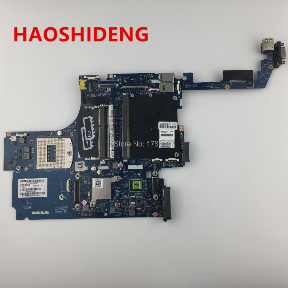 784468-601 784468-001 ZBL15 LA-B381P for HP ZBook 15 G2 series motherboard PGA947.All functions fully Tested! free shipping 613295 001 for hp probook 6450b 6550b series laptop motherboard all functions 100% fully tested