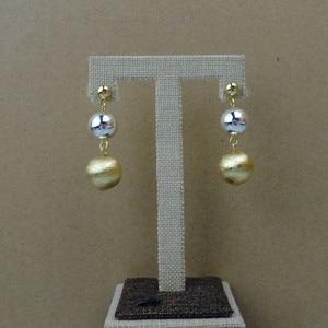 Image 3 - 2019 Yuminglai diseño italiano 24 K Dubai conjunto de joyería collar y pendientes FHK6751