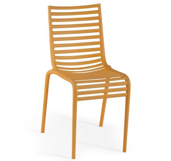 Moderno e minimalista di disegno di plastica mobili dinning popolare ...