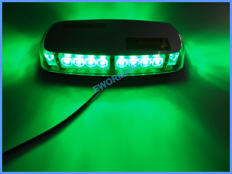24 Led Police Strobe Lights Vehicle Strobe Light Beacon