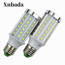 E27 Led Lamp SMD 5730 60Leds Aluminum shell Highlight Led light ,12W Led Corn Bulb AC85V-265V Free Shipping 1w 1 led aluminum bulb accessories shell silver
