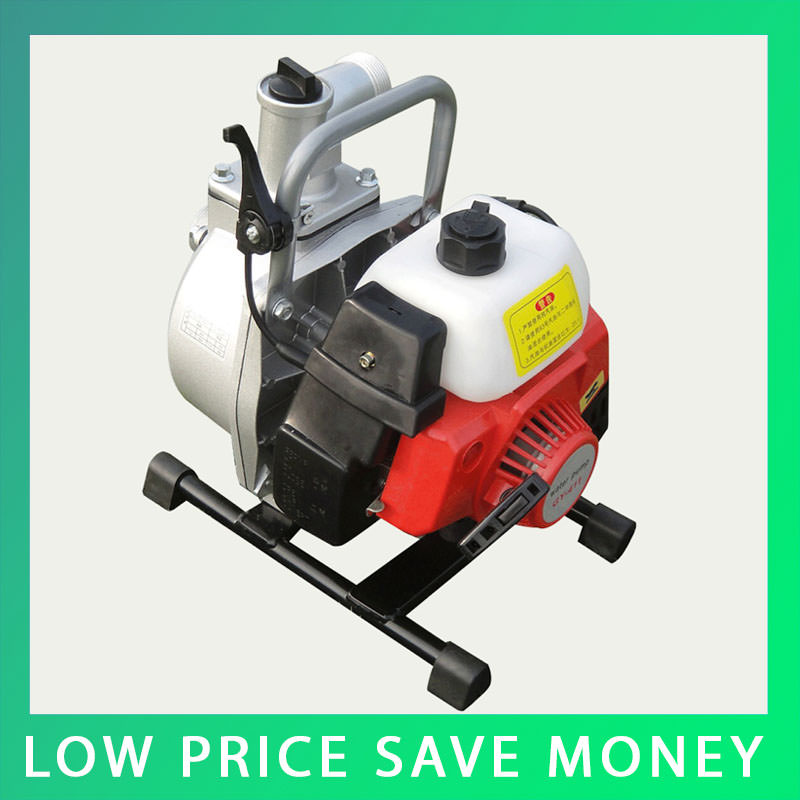 1.5inch 1.8kw Agricultural Irrigation Water Pump 15m3/h Protable Centrifugal Water Pump plant irrigation system water dispenser syringe irrigation kit 25 meters