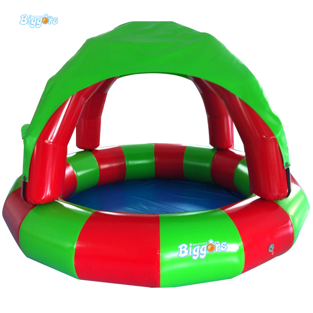 Summer Games Tent Cover Inflatable Swimming Pool For Kids