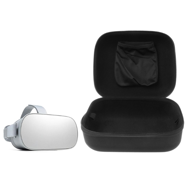 Virtual Reality Headset VR Case EVA Storage Bag For Oculus Go Controller  Charger-in Bags from Consumer Electronics on Aliexpress com | Alibaba Group