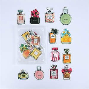 Kawaii Stationery Stickers Posted-It-Planner Scrapbooking Memo-Paper School 1pcs Fragrance-Pattern