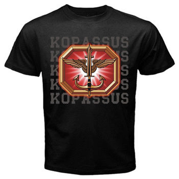 Indonesian Special Force Kopassus Army Soldier T-Shirt