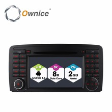 Octa 8 Core 2GB RAM Android 6.0 For Mercedes Benz R Class W251 R280 R300 R320 R350 R500 Car DVD GPS Radio Stereo Player 4G wifi eunavi octa core android 8 0 car dvd for mercedes benz r class w251 r280 r300 r320 r350 gps radio stereo 4gb ram 32gb rom