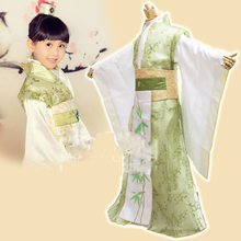 Ya Zhu Bamboo Light Green Ancient Chinese Prince Costume Hanfu for Little Boy and Adult Man TV Play or Stage Performance Hanfu scott woods prince and little weird black boy gods