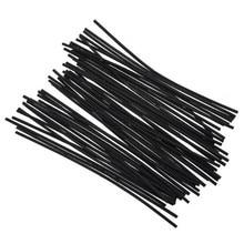 100Pcs 200pcs 400pcs Rattan Reed Sticks Fragrance  Aroma Oil Diffuser Rattan Sticks for Home Bathrooms Fragrance Diffuser T цены