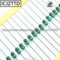 100 piezas 330UH 331 K 390UH 391 K 470UH 471 K 560UH 561 K 0307 inductores 1/4 W inductor de potencia círculo inductancia anillo de Color 0,25 W