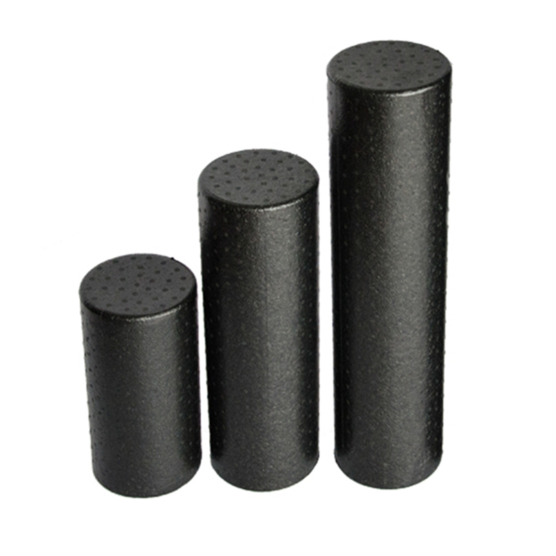 30/45/60cm Yoga Block Roller Eva Fitness Foam Roller Massage Pilates Body Exercises Gym With Trigger Points Training body gym eva